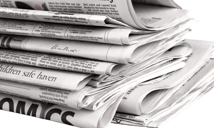 Is Newspaper Safe for a Rabbit Cage? (Hint: It depends)